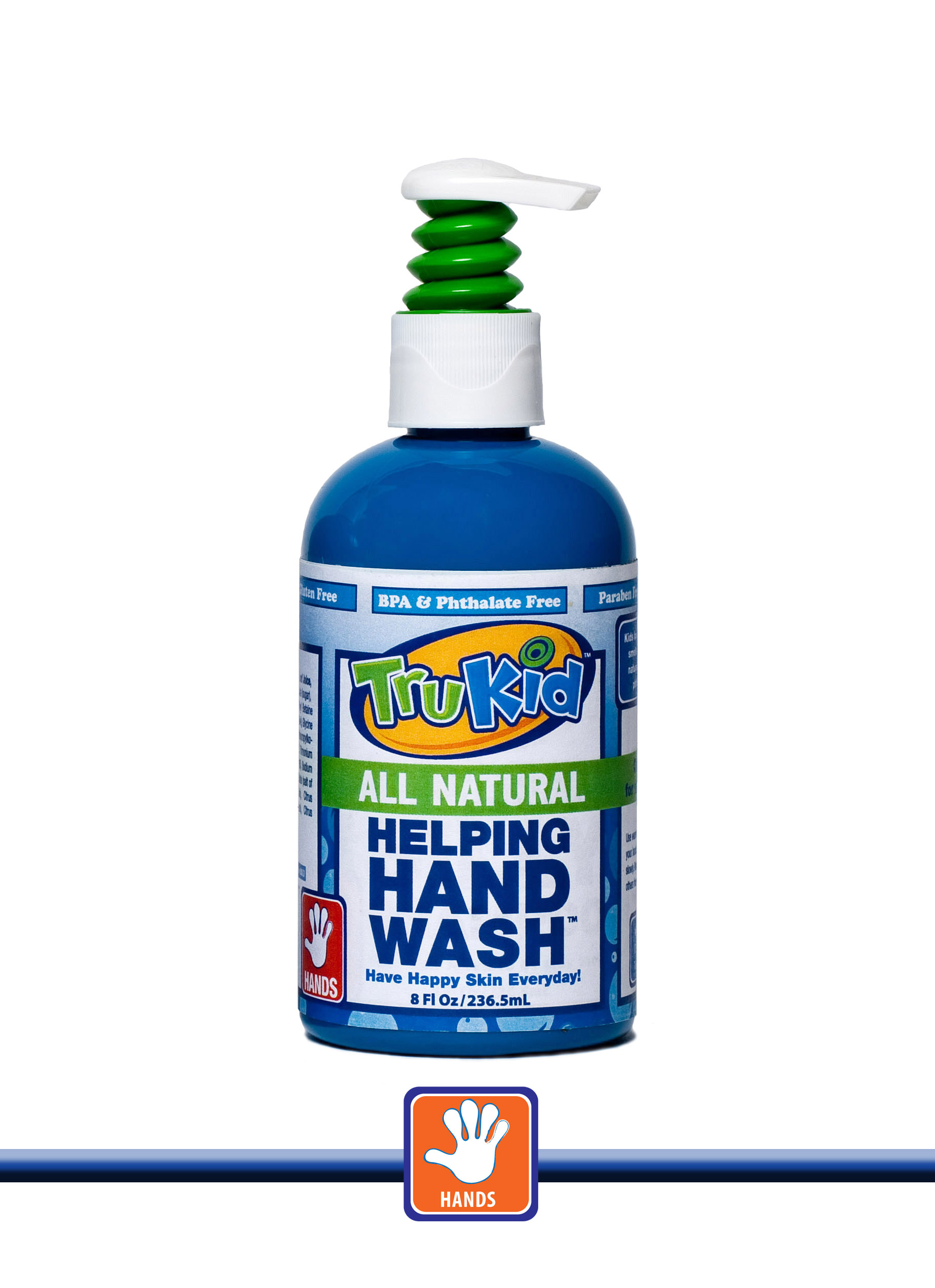 New trukid helping hand wash now available